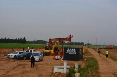 重点工作攻坚年|G327连固线改建工程曲阜段施工全面铺开