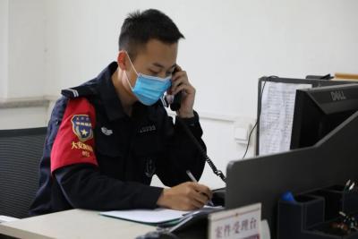 報警可不是鬧著玩的,兗州一男子報假警被拘留