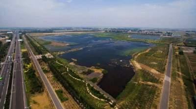 创城进行时|太平国家湿地公园华丽蝶变