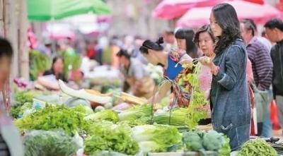 曲阜市设置近2万平方米的便民市场 发展露天经济