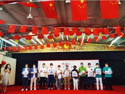 香港社會各界通過形式多樣的活動慶回歸迎立法