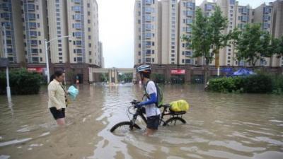 中国气象局:今年夏季部分地区可能有较重汛情