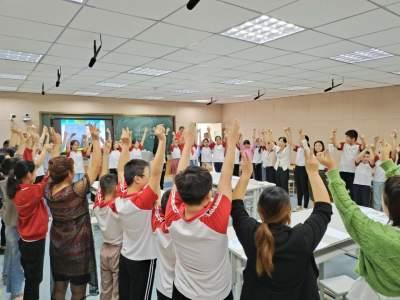 創城進行時|志愿服務助力心理健康節