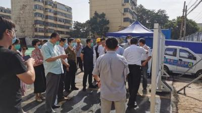 加强智慧停车管理 济宁中心城区公共停车场已开工8处