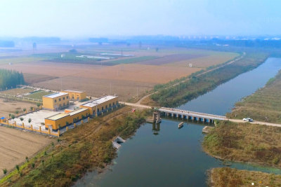 52萬人受益!汶上如期完成4處水廠主體工程建設