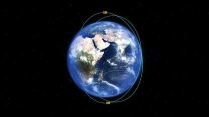 祝贺!中国成功发射海洋一号D星 打造首个海洋民用业务卫星星座