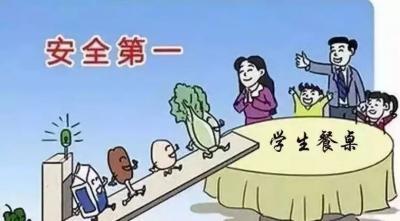 """邹城校园周边多了几只""""啄木鸟"""",保障学校师生舌尖上的安全"""