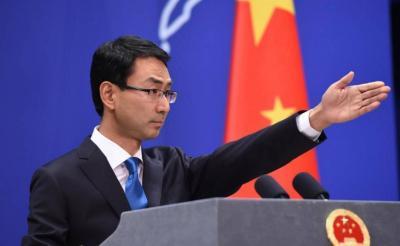 外交部:香港问题纯属中国内政 中方将采取一切必要措施回击损害中国利益行为