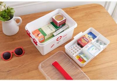 家庭醫療箱放哪些必備物品?多長時間更換一次?