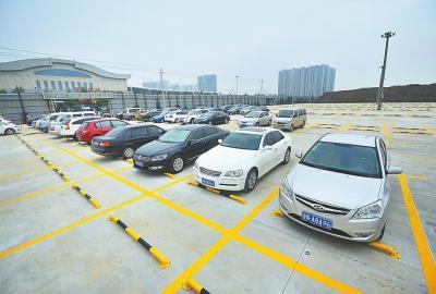 6月28日至7月31日,金乡县为民服务中心停车场封闭施工