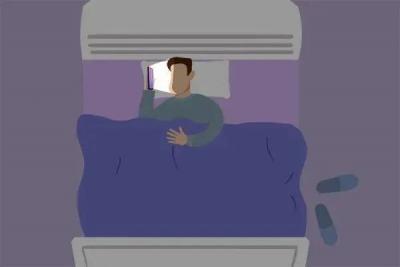 """手機""""陪睡"""",危害大?睡覺時,手機放多遠才安全??"""