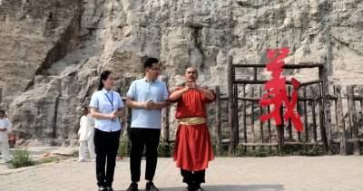 游水泊梁山,品水滸文化,助力旅游業復蘇回暖