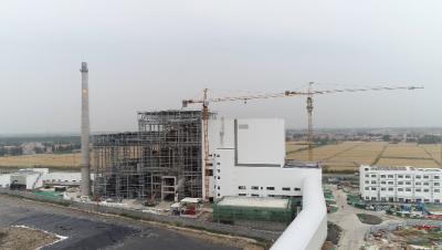 世界环境日|鱼台县垃圾焚烧发电项目今日并网发电