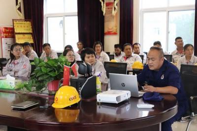 安全生产月|北湖大队走进辖区企业开展消防安全知识培训