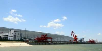 鲁西南最大!济矿物流港口作业区下半年启用