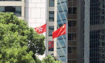 香港維護國家安全法守護特區揚帆遠航