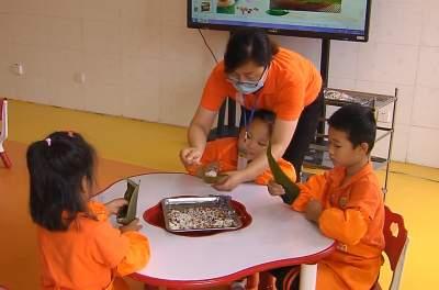 我們的節日|粽子飄香童真童趣 金鄉校園濃濃端午情