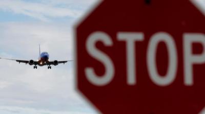 突发!美国宣布:暂停所有中国客运航班