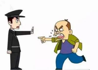 以案说法|济宁男子心存怨恨告交警 被判刑一年四个月