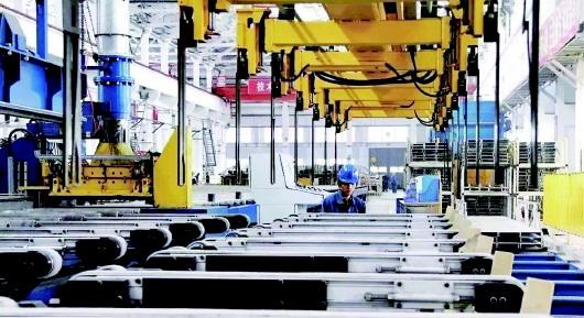 重点网上投注彩票APP攻坚年|发力新基建 济宁机器人产业带动制造业转型升级