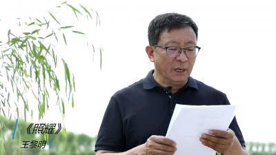 為你讀詩|兗州區作協主席王黎明《照耀》