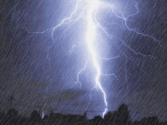 周末山东又有雨!局地暴雨!高温暂时离场