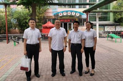 """中国银行31599com分行""""民情书记""""深入社区听民意"""