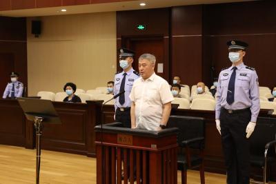 河北省人大常委会原副主任张杰辉受贿1.27亿余元 获刑15年