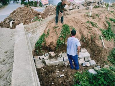 乡村振兴|疏渠固堤 确保雨季安全度汛