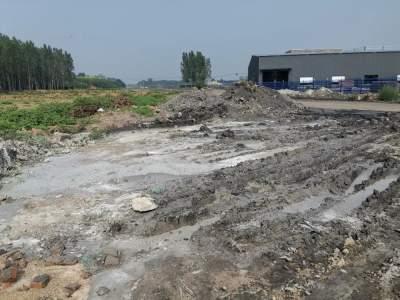 曝光台 | G327改道工程施工现场污染严重