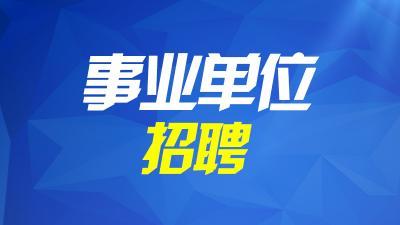 """47人!任城區發布2020年事業單位第二批""""優才計劃"""""""