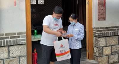 """兖州农商银行: 深入""""网红""""商业街开展金融产品宣传"""