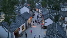 暑期歡樂季來臨,快來兗州牛樓小鎮打卡吧