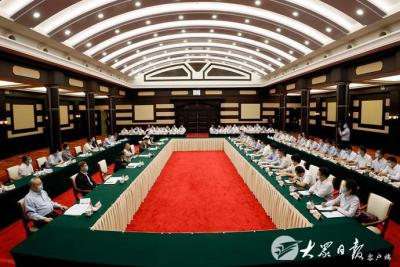 山东省党政代表团在重庆考察对接扶贫协作网上投注彩票APP