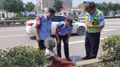 高龄老人迷路走失,济宁交警巧借大数据平台帮其平安返家