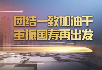 一图读懂中国人寿2019年度报告