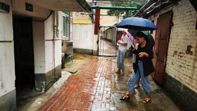 粉蓮街社區開展實時巡查 確保平穩渡過汛期