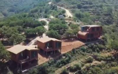 美丽乡村变特色民宿,淄博泉子村走上脱贫致富路