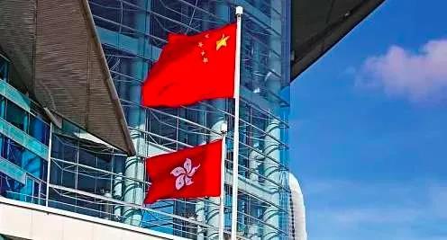 总台海峡时评:香港国安法必将斩断民进党当局乱港黑手