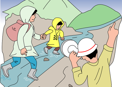 齐鲁漫评:党员干部要向水而行 当好防汛救灾排头兵