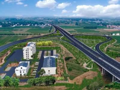 枣菏高速穿行三市,这些美景等你来打卡
