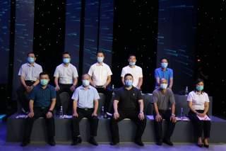 《问政济宁》第二十三期问政代表团
