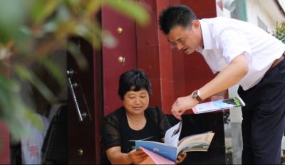 济宁市道德模范张明武:在全面建成小康社会中 发挥示范表率作用