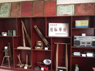 """黃河文化展覽館:百余件老物件喚起""""舊時光"""""""