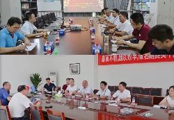 """济宁高新区民营企业高质量发展服务队开展""""民意5来听""""行动"""