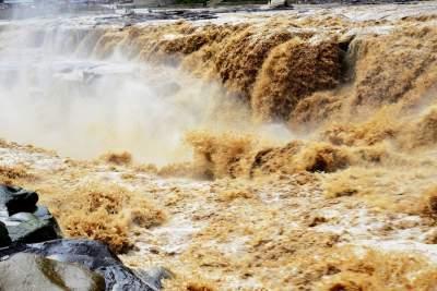 黄河出现2020年第4号洪水