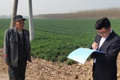播扶貧種子 迎豐收喜悅 ——兗州農商銀行積極開展金融扶貧工作