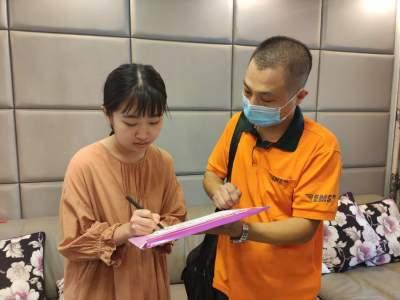 诚信企业|济宁邮政提升投递效率 首封清华大学通知书安全送达