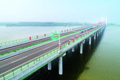 绿色大道通远方 枣菏高速建设树立生态环保新标杆