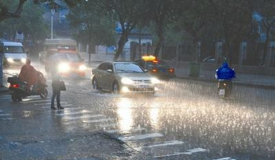 暴雨预警!全国13省份有大到暴雨,这次有山东西北部部分地区